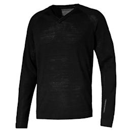 Porsche Design evoKNIT V-neck Men's Sweater