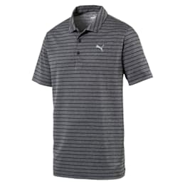 Rotation Men's Striped Polo