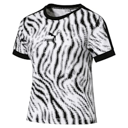 WILD PACK ウィメンズ AOP Tシャツ