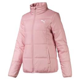 Essentials Damen Gefütterte Jacke