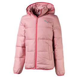 Light Down Girls' Jacket