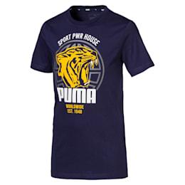 Chłopięca koszulka Alpha Graphic
