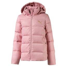 Velour Girls' Down Jacket JR