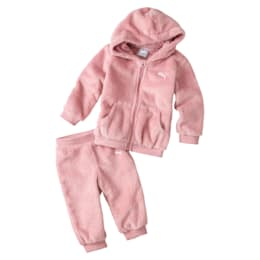 Minicats Sherpa Infant Jogger Set