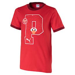 Sesame Street T-shirt met print voor jongens