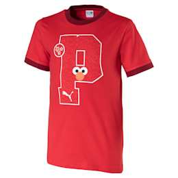 キッズ セサミストリート SS グラフィック Tシャツ (半袖)