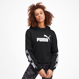 Amplified Women's Cropped Hoodie