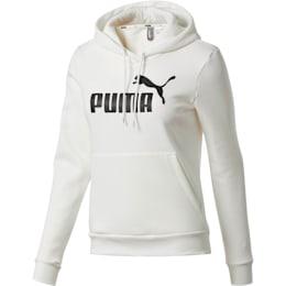 Sudadera ESS con capucha de polar y logo para mujer