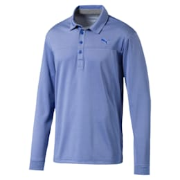 Long Sleeve Men's Golf Polo