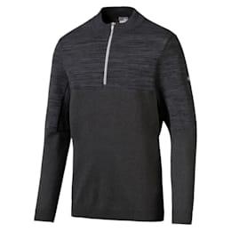 evoKNIT Men's 1/4 Zip Pullover