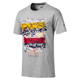 Camiseta Red Bull Racing Street para hombre