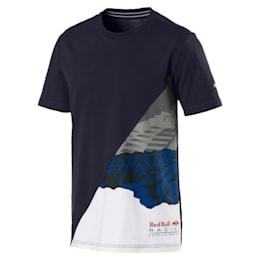 レッドブル RBR グラフィック Tシャツ 半袖
