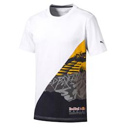 Camiseta estampadaRed Bull Racingpara hombre
