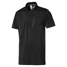 BMW Motorsport evoKNIT Short Sleeve Men's Polo Shirt