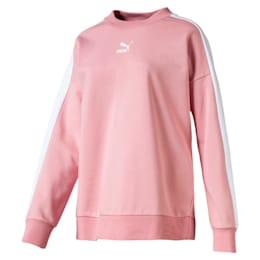 Classics T7 sweater met ronde hals voor dames