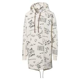 Vestido con capucha AOP PUMA x SUE TSAI para mujer