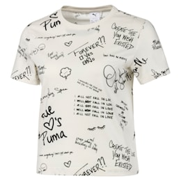 PUMA x SUE TSAI All-Over Print Women's Tee