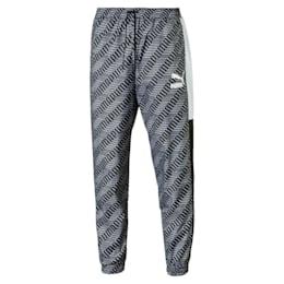 Pantalones deportivos con panel T7 AOP para hombre
