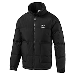 Classics Hooded Men's Down Jacket