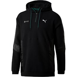 Mercedes AMG Petronas RCT Tech Men's Fleece Quarter Zip