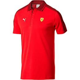 Scuderia Ferrari Mix Men's Polo