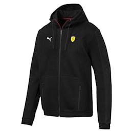 Chaqueta deportiva Scuderia Ferrari con capucha, para hombre