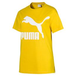 Camiseta Classics con logotipo para mujer
