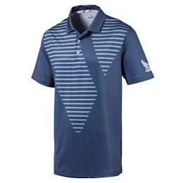 Volition Sky Men's Polo