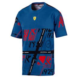 Camiseta de calle de hombre Ferrari