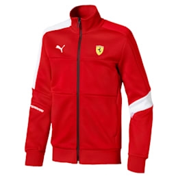Ferrari Kids' Track Jacket