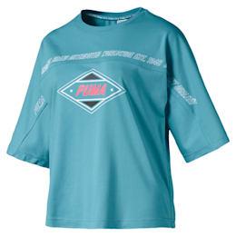 Camiseta luXTG para mujer