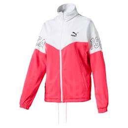 luXTG Jacquard Women's Track Jacket