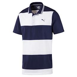 Rugby-golfpolo voor heren