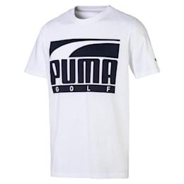 ゴルフ ロゴ Tシャツ 半袖