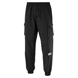 Sports Fashion Woven Men's Sweatpants