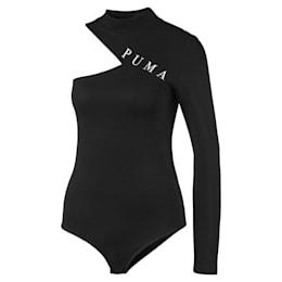 Cold Shoulder Women's Bodysuit