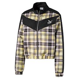 Check Full Zip Women's Jacket