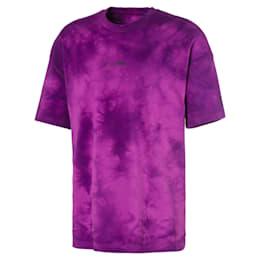 T-shirt squadrata uomo