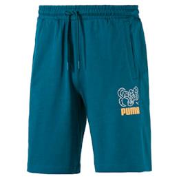Shorts in maglia di jersey uomo