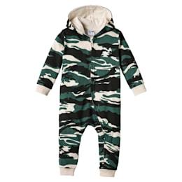 Streetwear onesie met camouflage voor baby's