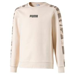 Streetwear T7 sweater voor kinderen
