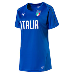 Italia Damen Trainingstrikot