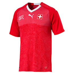 Camiseta local Suiza Replica
