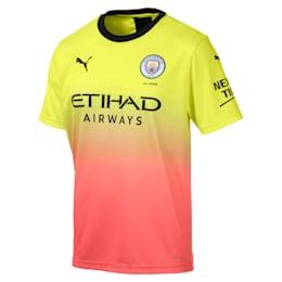 Réplica de la tercera camiseta del Manchester City FC para hombre