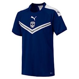 Camiseta de la primera equipación de réplica de hombre Girondins de Bordeaux