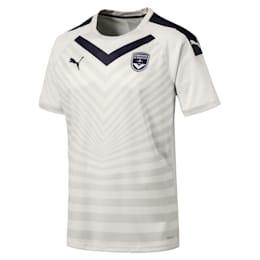 Camiseta de la segunda equipación de réplica de hombre Girondins de Bordeaux