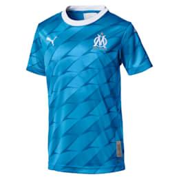 Olympique de Marseille replica-uitwedstrijdshirt voor jongens