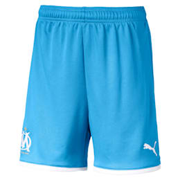 Olympique de Marseille replica-short voor jongens