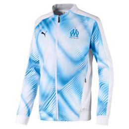 Olympique de Marseille replica-stadionjack voor jongens