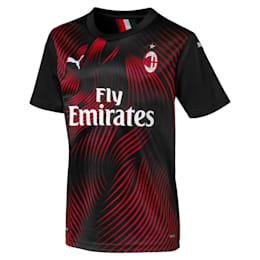 AC Milan Third Replica Short Sleeve Kids' Jersey